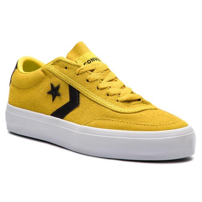 Sneakers CONVERSE - Courtland Ox 162593C Vivid Sulfur White Black ... 98ce5bde04