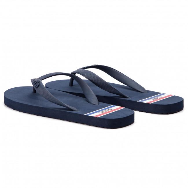 Slides 17 Navy 749 229817 Mules Blue flops and LEVI'S Flip BCWdxoeQr
