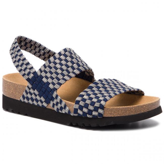 069855ff03c479 Sandals SCHOLL - Kaory Sandal F27033 1813 360 Blue/Light Grey ...