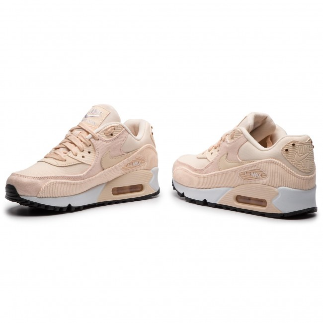 best service 9b6df ce9d2 Shoes NIKE - Air Max 90 Lea 921304 800 Guava Ice Guava Ice Black