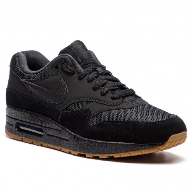new styles 319f4 405a3 Shoes NIKE. Air Max 1 AH8145 007 Black Black Black
