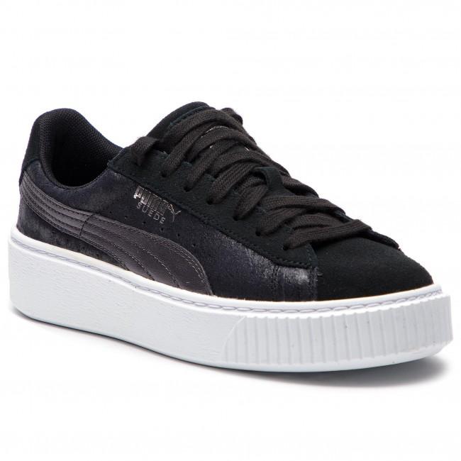 Sneakers PUMA - Suede Platform Safari Wn s 364594 03 Puma Black Puma Black 7a8e5b181