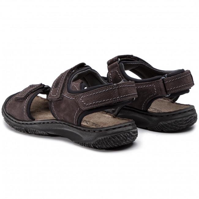 6d117b9fa5284 Sandals JOSEF SEIBEL - Carlo 06 27606 TE796 150 Bear/Kombi - Sandals ...