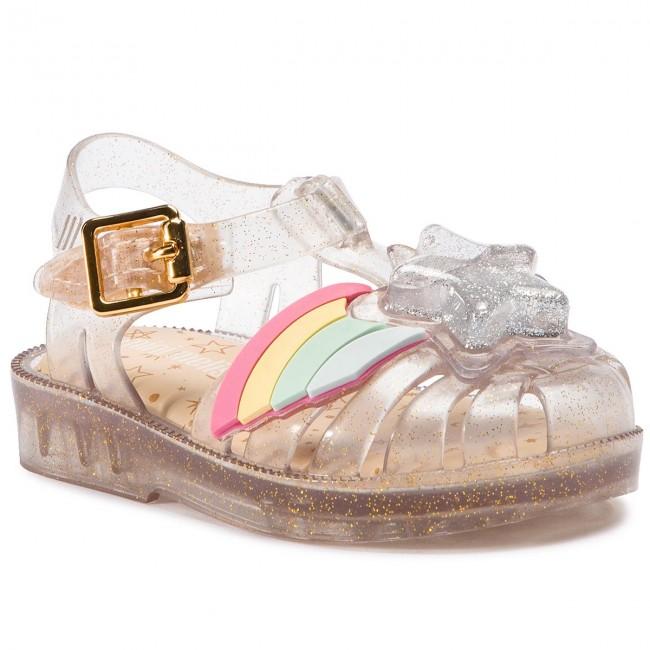 0854777e194 Sandals MELISSA - Mini Melissa Possession II Bb 32442 Clear Gold ...