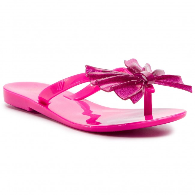 a9a7f5e69 Slides MELISSA - Mel Harmonic Bow VI Inf 332446 Pink Glitter Pink ...