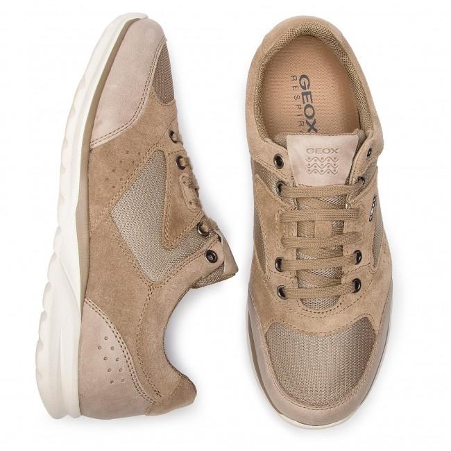 Sneakers GEOX U Damian A U620HA 01422 C5004 Sand