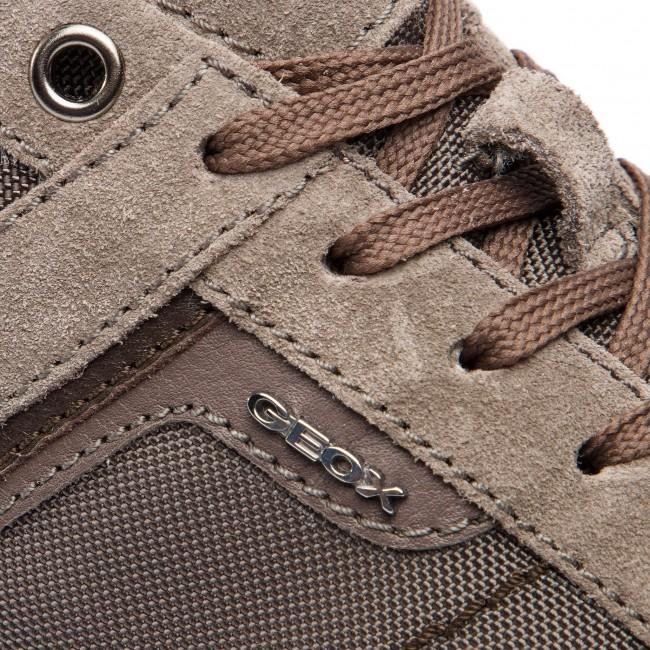 Sneakers GEOX U Clement B U722FB 02211 C6029 Taupe