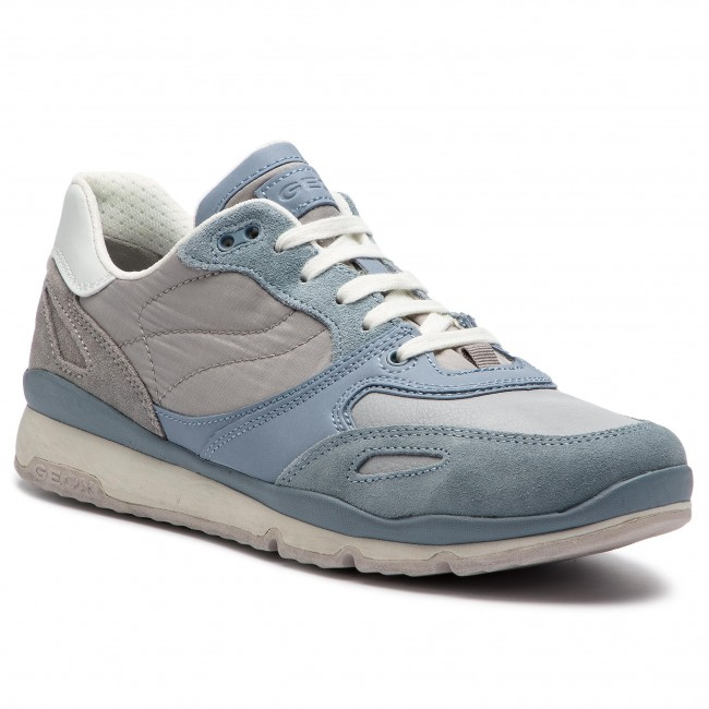 Sneakers GEOX U Sandro A U72A6A 020FU CE49M Lt SkyStone