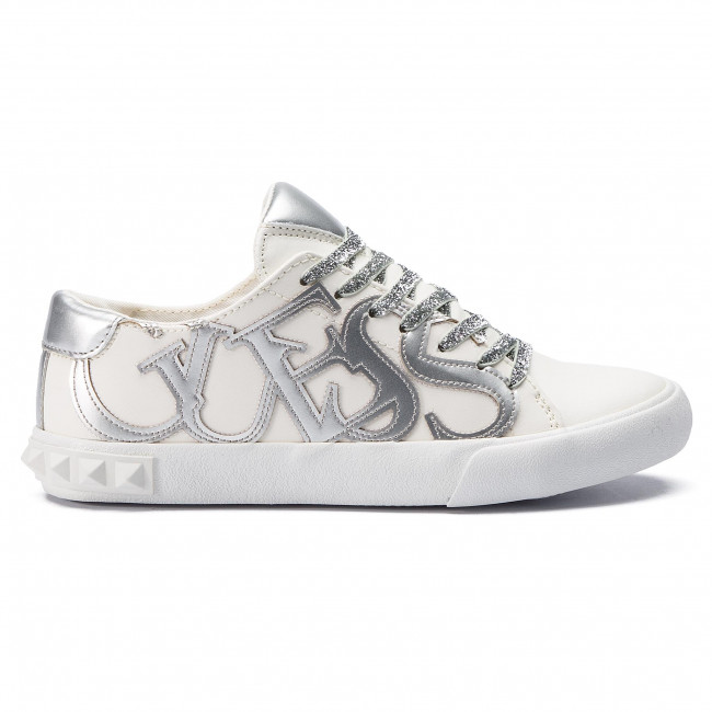 ae93eeca7ffc0 Sneakers GUESS - Icon FJ6ICO LEA12 040G - Sneakers - Low shoes ...