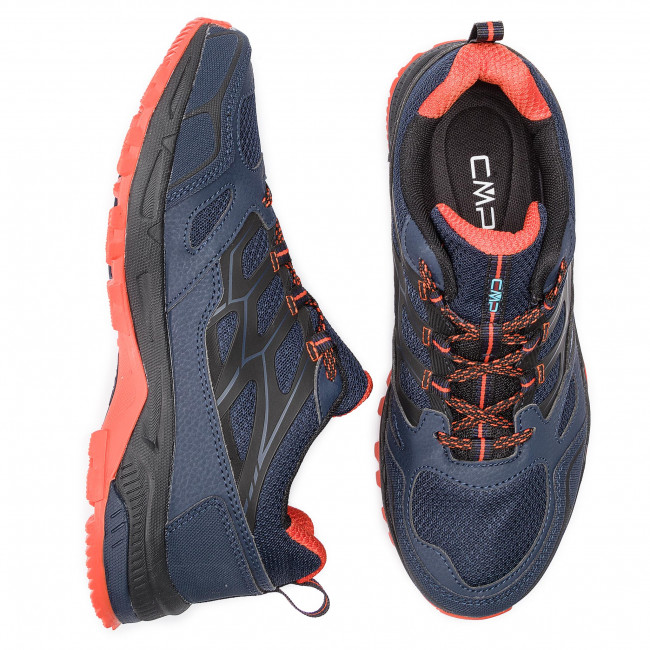 9eead5afcd0 Trekker Boots CMP - Zaniah Trail Shoe 39Q9627 Antracite U423 - Trekker  boots - Sports shoes - Men's shoes - efootwear.eu