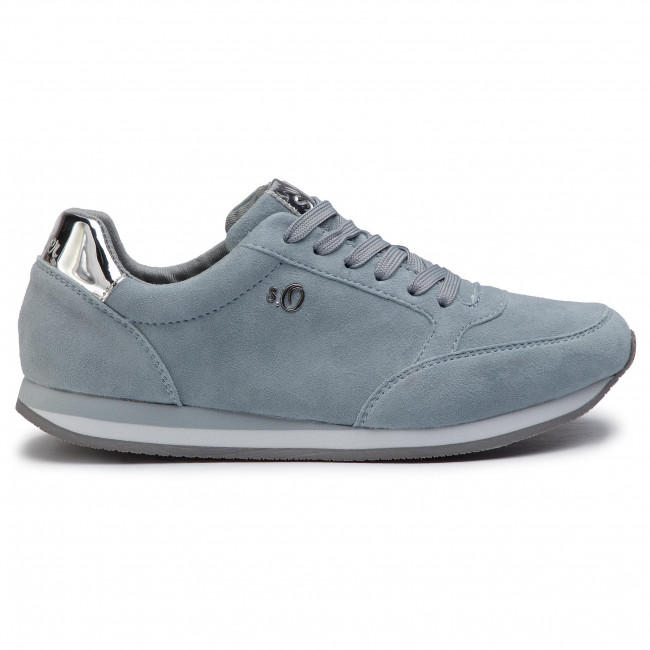 f0643a2c7cfa1 Sneakers S.OLIVER - 5-23630-22 Lt Blue 810 - Sneakers - Low shoes ...