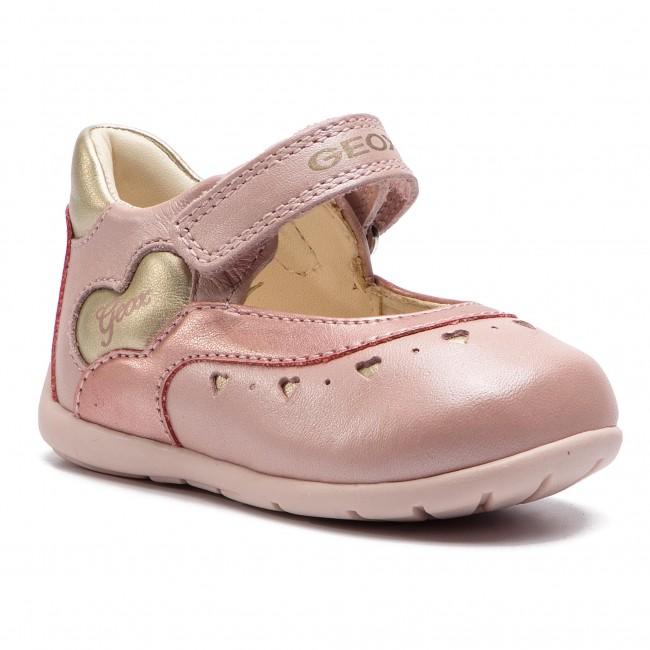 Shoes GEOX - B Kaytan G. D B9251D 044AJ C8252 M Dk Rose Gold ... 60c1e62e8be