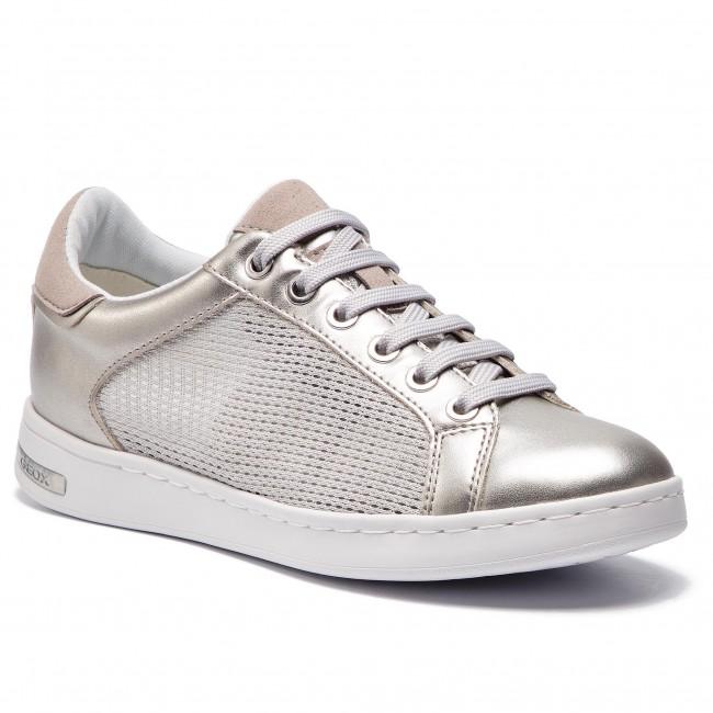 be43696a55b Sneakers GEOX - D Jaysen A D821BA 0LYNF C1007 Silver - Sneakers ...
