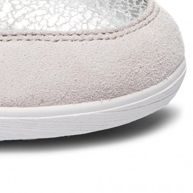 Sneakers GEOX D Myria B D8468B 0KY22 C0628 SilverOff Wht keoJj