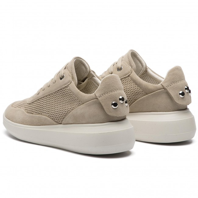 00022 Rubidia Lt A D84apa C6738 Taupe Sneakers D Geox SVGMUpqz