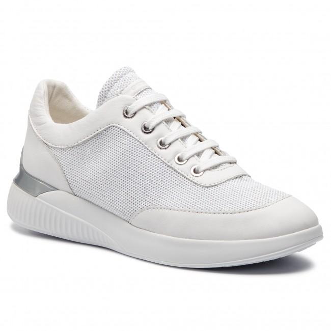 5ecff5d8ffe Sneakers GEOX - D Theragon C D928SC 0EW85 C1000 White - Sneakers ...