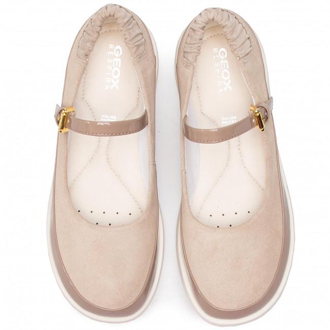 Shoes GEOX D Jearl A D92CSA 022HH C6738 Lt Taupe W3zsy