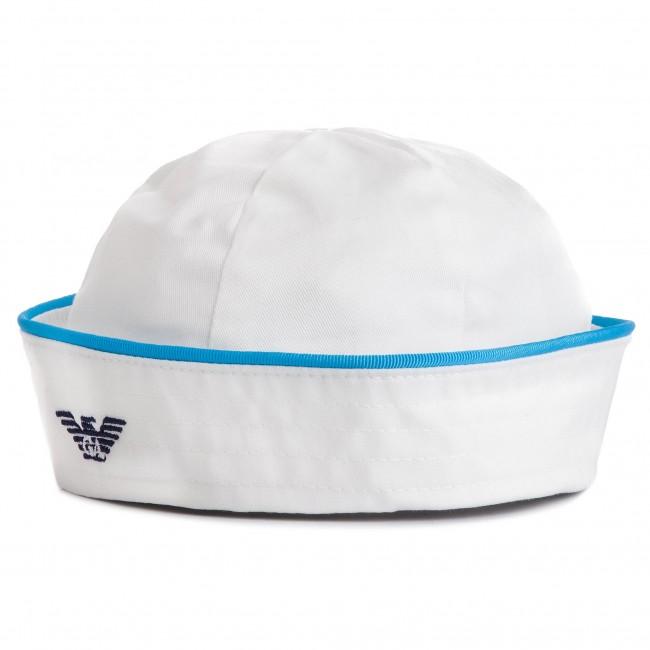 e696d270183 Cap EMPORIO ARMANI - 404371 9P548 00010 Bianco - Men s - Hats ...