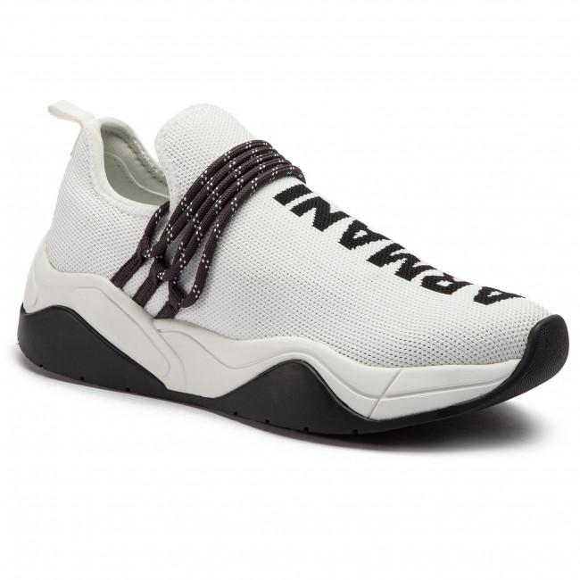 76b117793 Sneakers ARMANI EXCHANGE - XDX022 XV117 00001 White - Sneakers - Low ...