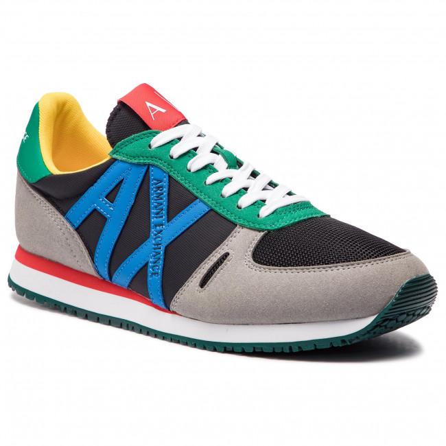 Sneakers ARMANI EXCHANGE - XUX017 XV028