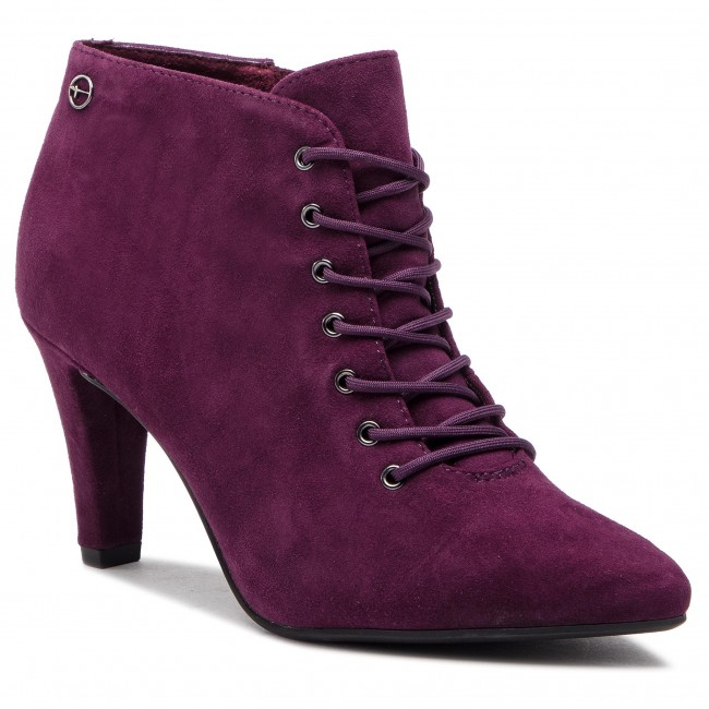 1 DkPurple Boots Tamaris 25153 31 High 546 And 4R35LAjq