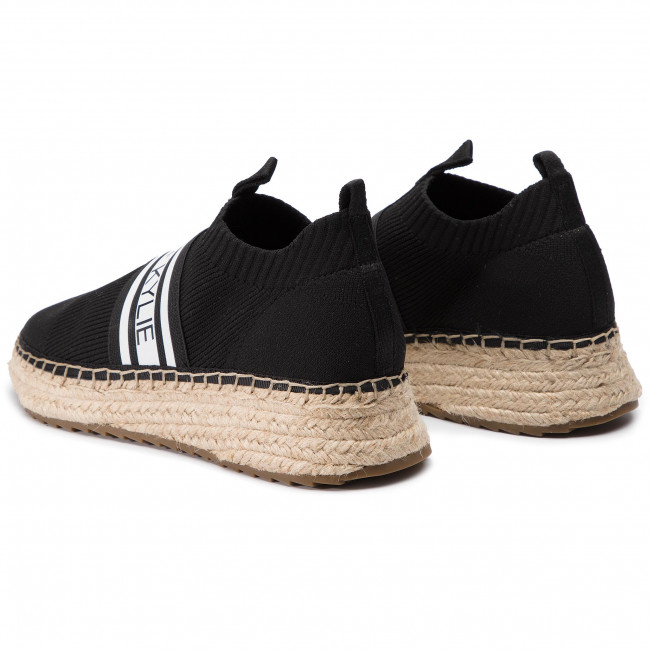 87d23d3cf2 Espadrilles KENDALL + KYLIE - Jake-B Black - Espadrilles - Low shoes ...