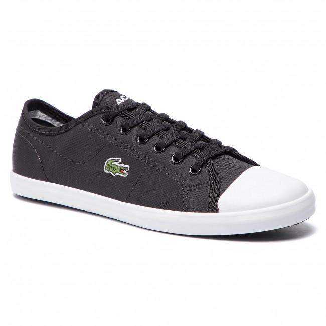 3c5804aa2787 Sneakers LACOSTE - Ziane Sneaker 119 1 Cfa 7-37CFA0055312 Blk Wht ...