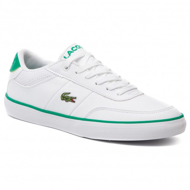 6e9cba166 Sneakers LACOSTE - Court-Master 119 4 Cuj 7-37CUJ0002082 Wht/Grn ...