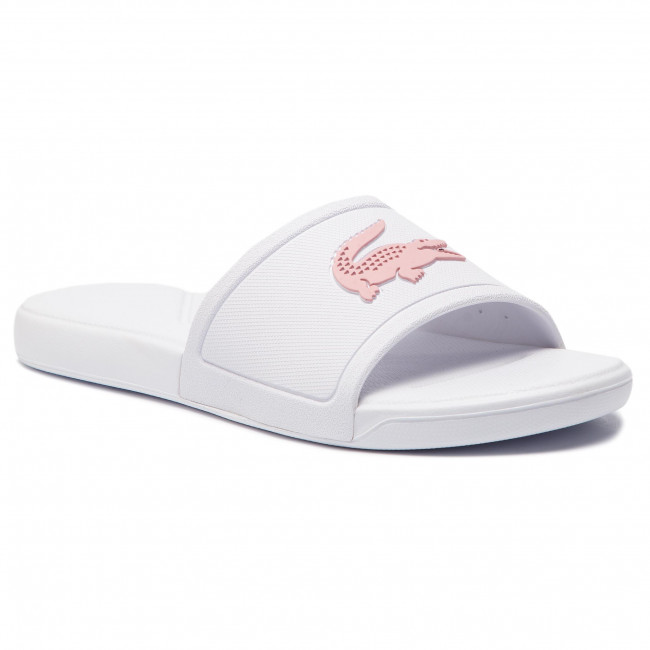 12b562e7b Slides LACOSTE - L.30 Slide 119 2 Cuj 7-37CUJ00111Y9 White Light ...
