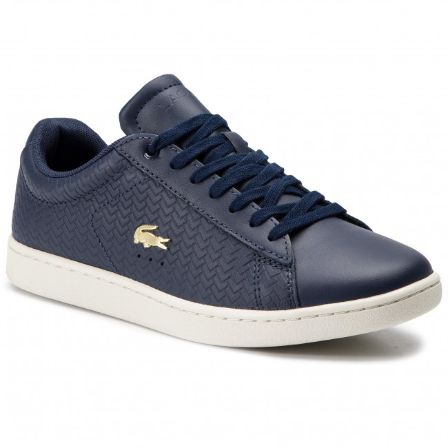 981a4668ee8a Sneakers LACOSTE - Carnaby Evo 119 3 Sfa 7-37SFA0013J18 Nvy Off Wht ...