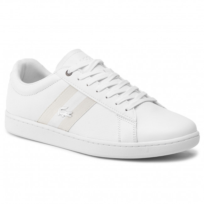 96540a03a Shoes LACOSTE - Carnaby Evo 119 5 Sma 7-37SMA001221G Wht Wht ...