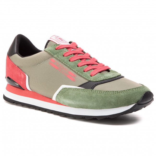 Sneakers TRUSSARDI JEANS - 77A00151 G609 - Sneakers - Low shoes ... 77f7be486f6