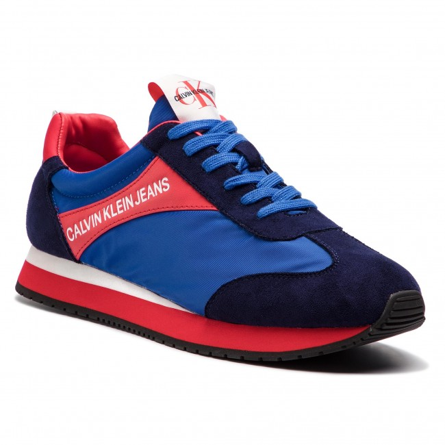 efc38f77775 Sneakers CALVIN KLEIN JEANS - Jerrold S0615 Multi Blue - Sneakers ...