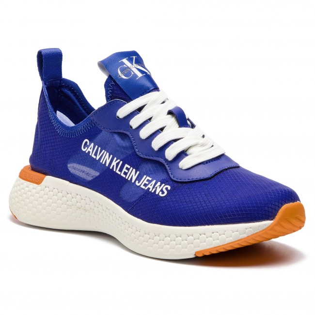 c6599a9f72 Sneakers CALVIN KLEIN JEANS - Alban S0583 Nautical Blue - Sneakers ...