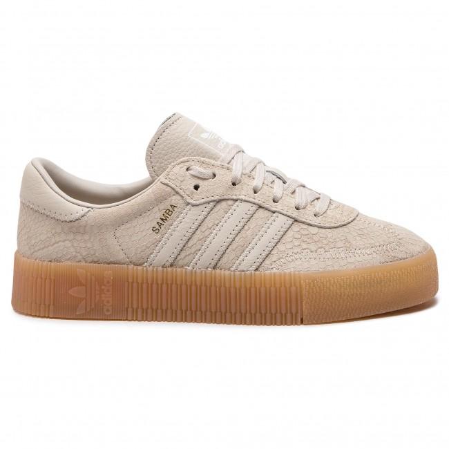 95e09913a0e3 Shoes adidas - Sambarose W B28163 Cbrown Cbrown Gum3 - Sneakers ...