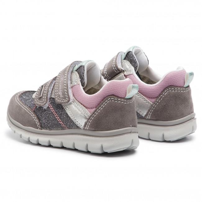 Coordinar castillo Medieval  Sneakers PRIMIGI - GORE-TEX 3393211 M Grig - Velcro - Low shoes - Girl -  Kids' shoes   efootwear.eu