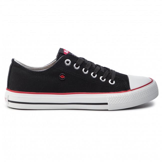 Sneakers Black Lee 013 19 530 Cut A Lcwl Cooper Low 3 OiuPkXZT