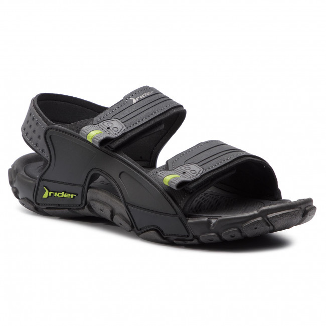cd2aa47ba5c7 Sandals RIDER - Tender X Ad 82574 Black Black 20780 - Sandals ...