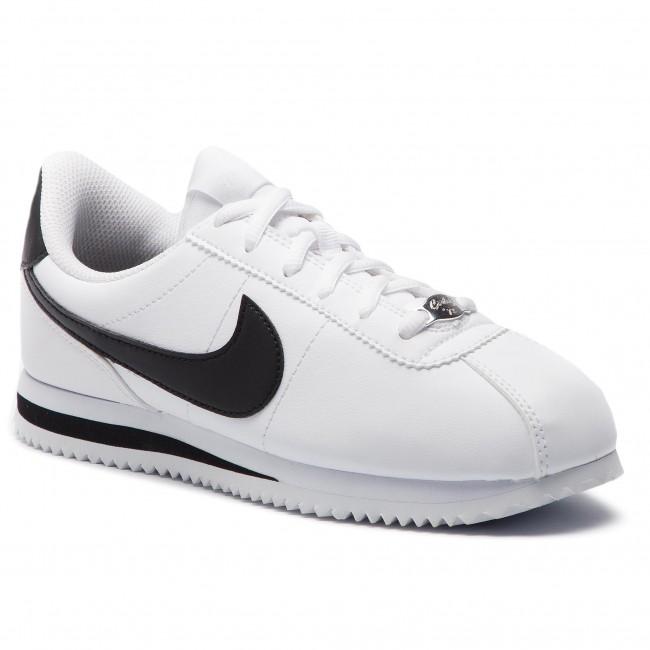 a01ec087150 Shoes NIKE - Cortez Basic Sl (GS) 904764 102 White Black - Sneakers ...