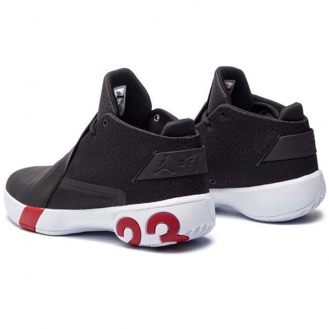 buy popular c2655 3c91c Shoes NIKE - Jordan Ultra Fly 3 AR0044 005 Black White Gym Red