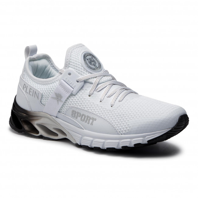 1b179a5987b Sneakers PLEIN SPORT - Runner Tiger S19S MSC1864 STE003N White ...