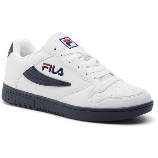 3e7ce3504b29 Sneakers FILA - Fx100 Low 1010260.98F White Dress Blue - Sneakers ...