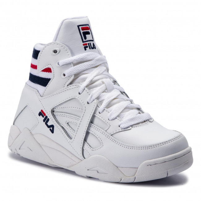 537e282a1d9e Sneakers FILA - Cage Gore Tc Mid Wmn 1010295.150 White Fila Navy Fila Red