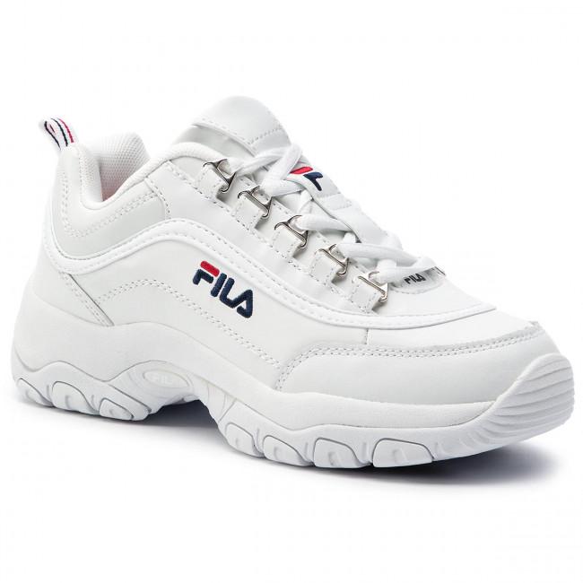 7e2f07ef249 Sneakers FILA - Strada Low Wmn 1010560.1FG White - Sneakers - Low ...