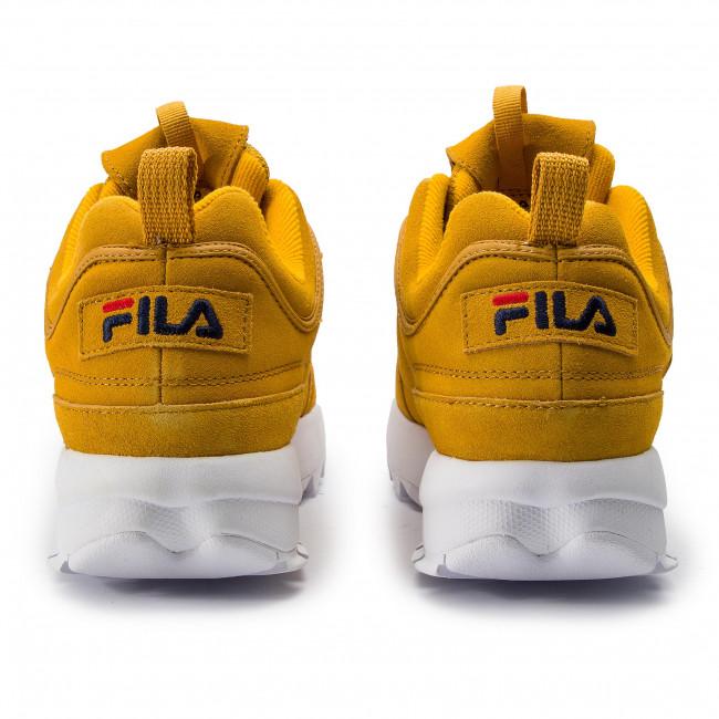 Sneakers FILA Disruptor S Low 1010577.60I Inca Gold