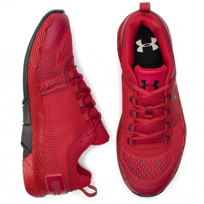 pretty nice 29bb1 89047 Shoes UNDER ARMOUR - Ua Commit Tr Ex 3020789-600 Red
