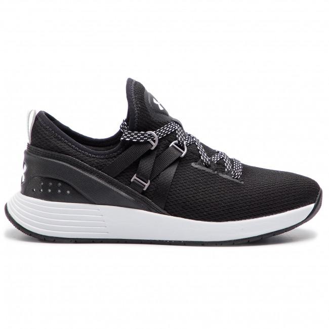 Shoes UNDER ARMOUR - Ua W Breathe Trainer 3021335-001 Blk - Fitness ... a8da6c0a148