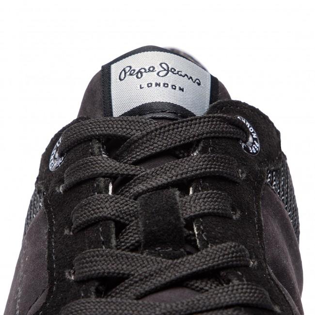 Sneakers PEPE JEANS Verona W New PLS30732 Black 999