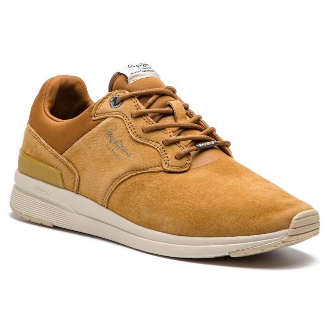 eceb4fe6246 Sneakers PEPE JEANS - Jayker Dual PMS30478 Cognac 879 - Sneakers ...