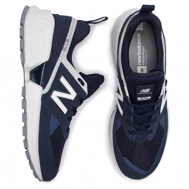 buy popular c137e 02b17 Sneakers NEW BALANCE - MS574NSA Navy Blue